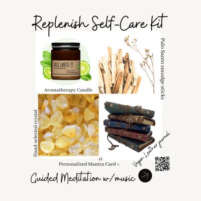 Replenish Self Care Kit