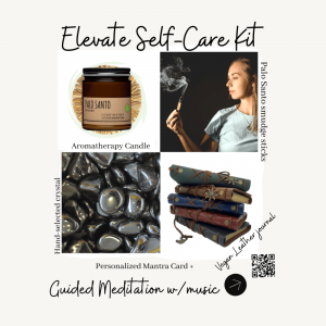 Elevate Self Care Kit