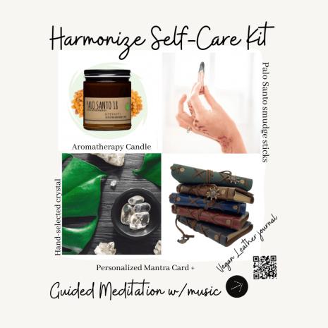 harmonize self care kit