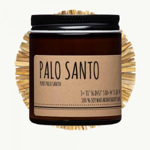 pure palo santo candle 9oz